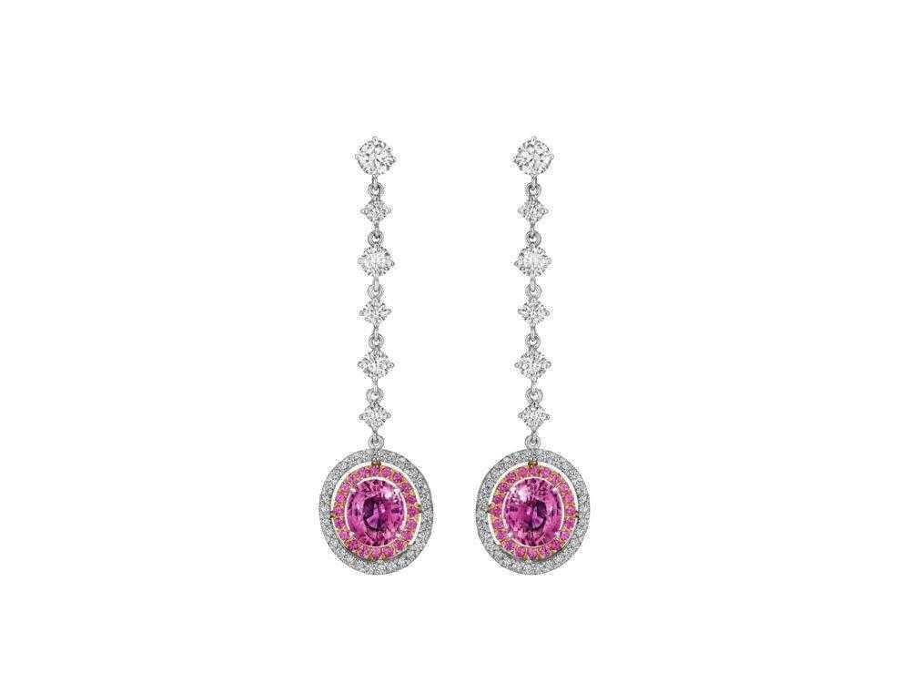 pink-sapphire-diamond-dangle-earrings-high-end-jewelry-luxury-jewelry-hammerman-jewels
