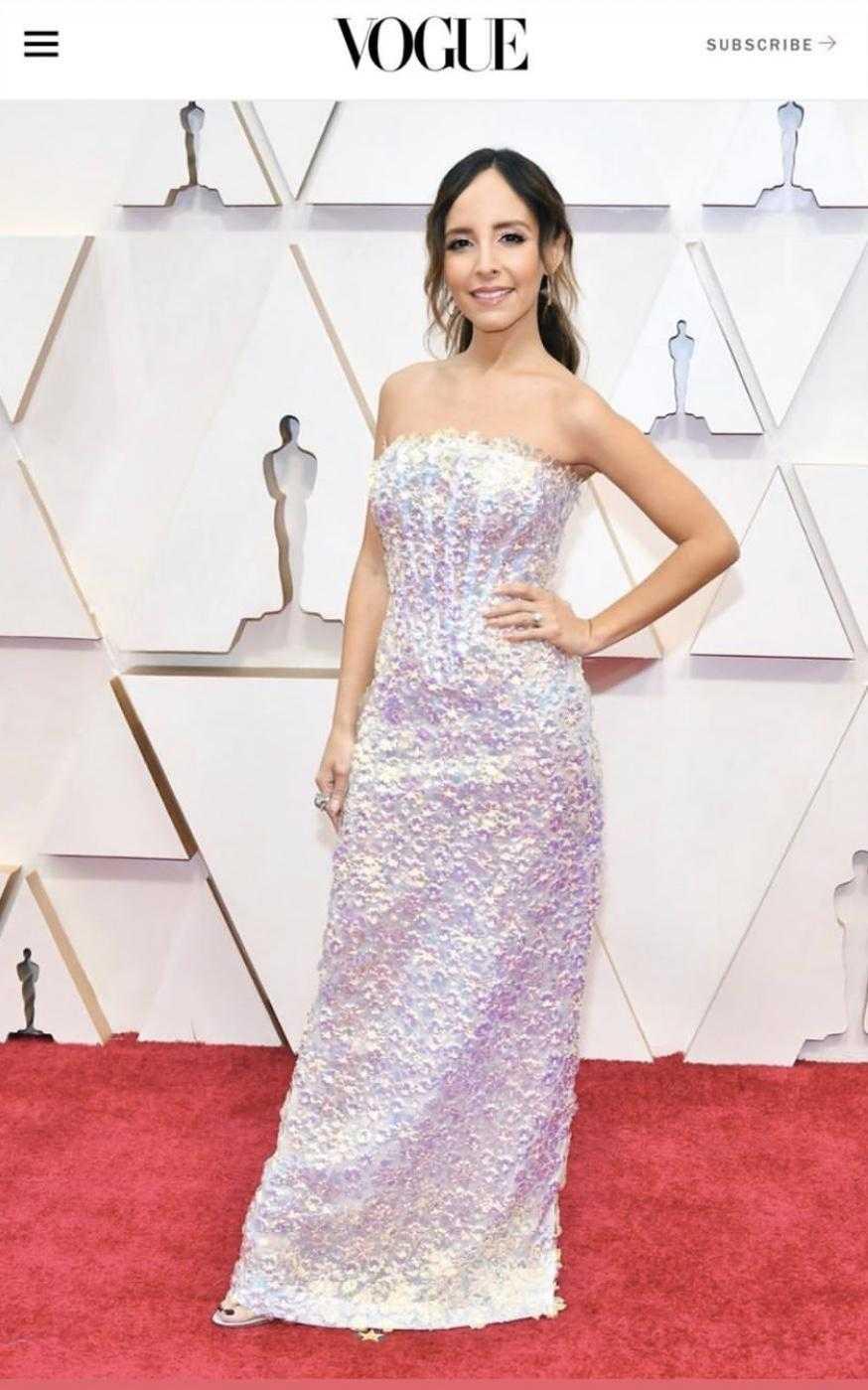 Lilliana Vazquez Oscars 2020